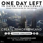 Tomorrowland XPrize 1 Day