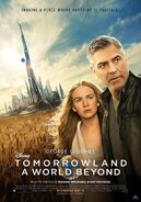 Tomorrowland A World's Beyond Poster