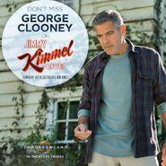 Geoerge Clooney Jimmy Kimmel Live Promo