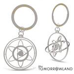 Tomorrowland Keychain
