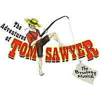 The Adventures of Tom Sawyer Musical Logo