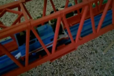 Sodor Warren Truss Bridge | TOMY Thomas and Fiends Wiki | FANDOM
