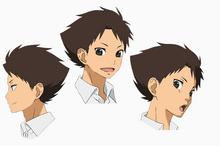 Sasahara expressions