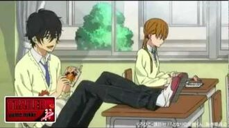 Tonari no Kaibutsu-kun PV Trailer Anime Octubre 2012 © Brain's Base