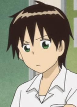 Seki in anime