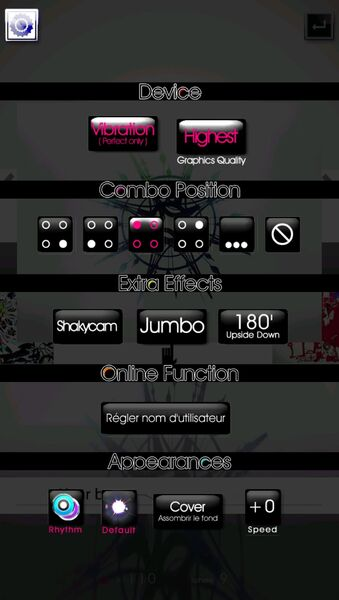Screenshot options android nousetapse