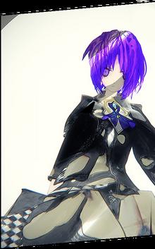 Damsel cutscene
