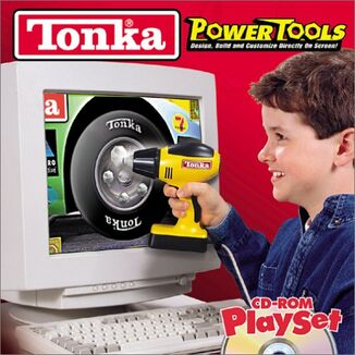 Tonka Power Tools