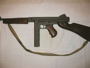 Thompson Submachine Gun(Magazine)