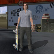 Bam Margera (THPS4)