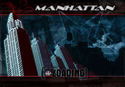 Loading Screen Manhattan