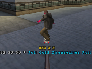Roll call!Opunsezmee Rail