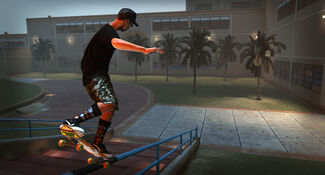 THPS HD Screenshot 6 Koston GrindRail