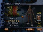 Carrera style b