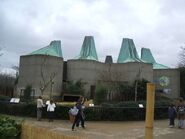 Casson pavillion