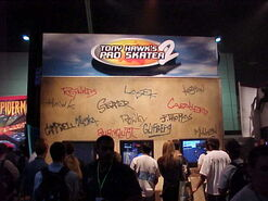 Thps2 e3 2000 booth