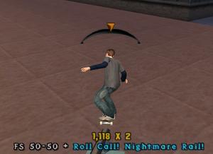 Roll Call!NightmareRail