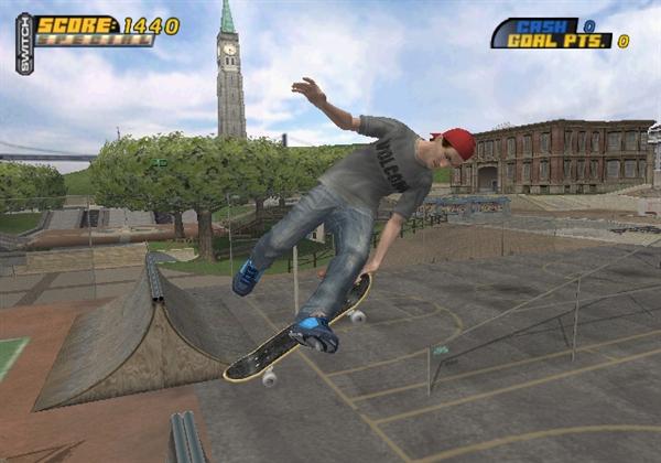 tony hawk pro skater 4 download