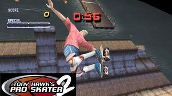 Chopper Drop in THPS 2