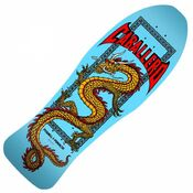 Caballero deck design