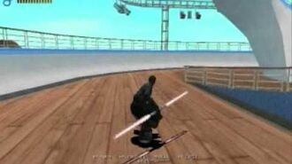 Tony Hawk's Pro Skater 3 - Cruise Ship Career Mode Quick Walkthrough PC