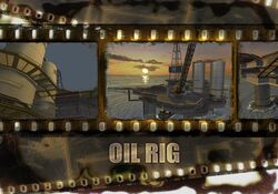 Loadscrn oil