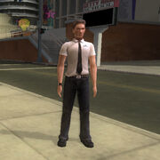 Character Mr. D