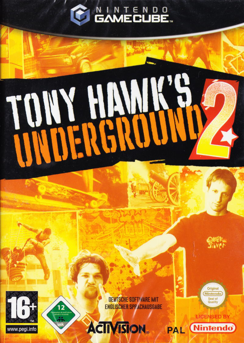 tony hawks underground 2 soundtrack
