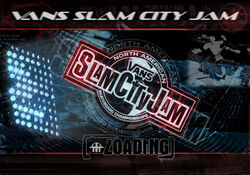 Loading Screen Slam City Jam