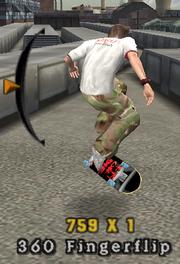 360 Fingerflip