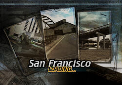 Loading Screen San Francisco