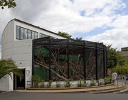 Old Gorilla House London Zoo