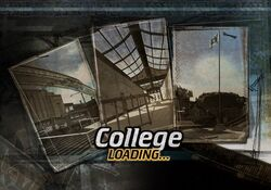 Loading Screen College
