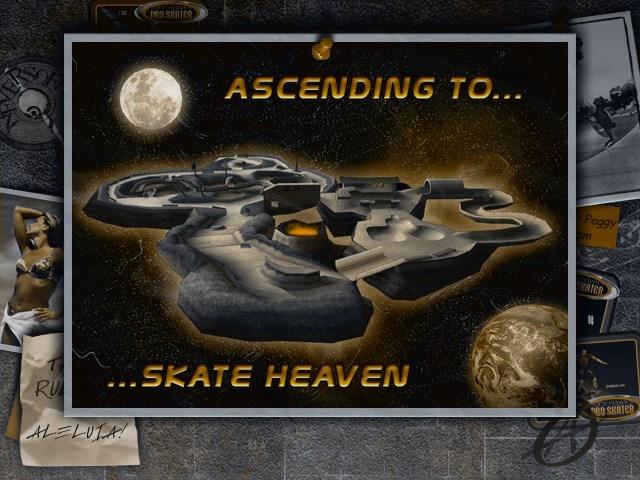 Skate Heaven   Tony Hawk's Games Wiki   FANDOM powered by Wikia