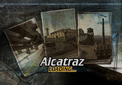 Loading Screen Alcatraz