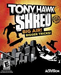 Tony Hawk Shred Cover