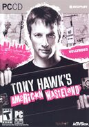 Tony Hawk's American Wastleland PC Cover