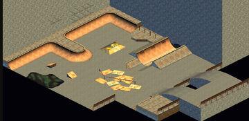 Warehouse GBA map full