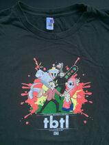 TBTL weekend t-shirt ashley