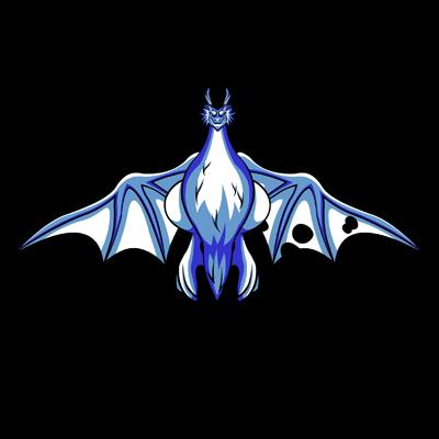 Raiden Frost Dragon