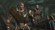Thor with Baulder