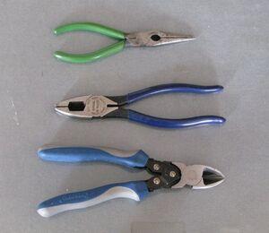 Three Wire Cutters 20120618 JSCC