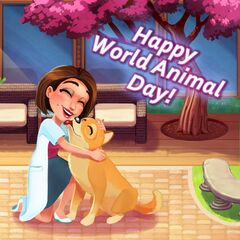 Happy World Animal Day!