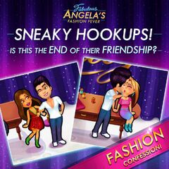 Sneaky Hookups! Is this the end of their friendship?