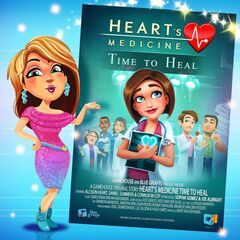 Heart's Medicine Time to Heal is Released.