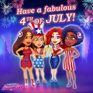 Angela Napoli 4th of July