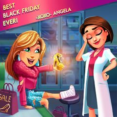 Best Black Friday Ever! ~Angela Napoli to Allison Heart.