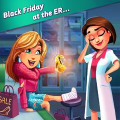 Black Friday at the Emergency Room (ER)... ~Allison Heart and Angela Napoli