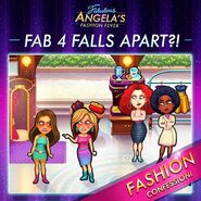 Fabulous Angela Fashion Fever Milan