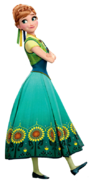 Anna Frozen Fever